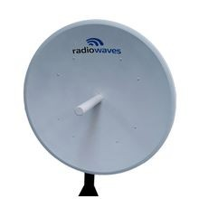 Standard Performance, 4' (1.2M) Parabolic, N-Female, 4.9 - 6.0 GHz, Dual Polarized Antenna