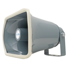 WEATHERPROOF PA SPEAKER, 5 IN. X 8 IN. RECTANGULAR HORN