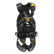 VOLT LT + SEAT full body harness + seat, no ventral attachment, ANSI, Size 1