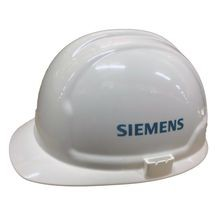 PIP 400 Series 280-CW4200/W-Siemens Cap Style Hard Hat with Siemens Logo