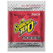 Sqwincher<sup>®</sup> Fast Pack<sup>®</sup> ZERO FPZ-6 Single-Serve Liquid Concentrate Electrolyte Drink