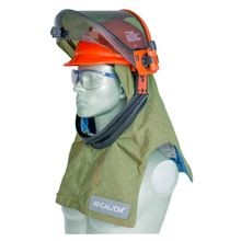 Honeywell Salisbury LFH40PLT-SPL Arc Flash Lift Front Hood with PrismShield™ and Premium Lightweight Fabric