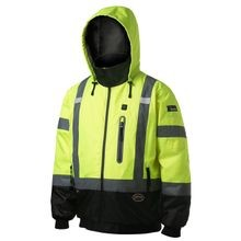 SureWerx Pioneer<sup>®</sup> 5408AU Heated Safety Bomber Jackets