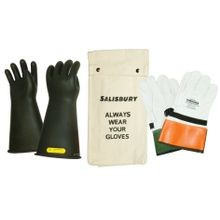 Honeywell Salisbury GK-214B Rubber Insulating Glove Kits