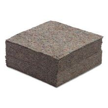 Evolution Sorbent Products 1RP1818 Rag Rug Pads, Universal
