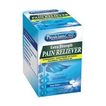 PhysiciansCare<sup>®</sup> Extra-Strength Pain Relievers (Compare to Excedrin<sup>®</sup>)