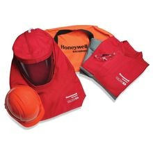 Honeywell Salisbury SK40RG-LF/XL PRO-WEAR<sup>®</sup> PLUS Arc Flash Jacket and Bib Kits