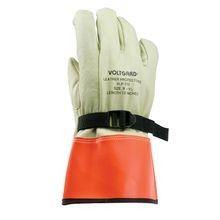 Saf-T-Gard<sup>®</sup> Voltgard<sup>®</sup> VLP-312 Leather Protector Gloves