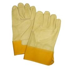 Saf-T-Gard<sup>®</sup> 4854 Leather Palm and Back Gloves