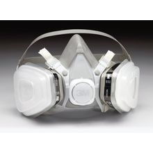 3M™ 5000 Series Disposable Respirator Assembly with Organic Vapor and P95 Particulate Filters