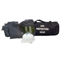 Chicago Protective Apparel AG32-NG 32 Cal Arc Flash Protection Jacket and Bib Kits