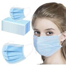Saf-T-Gard<sup>®</sup> MM-3S Disposable Medical-Style Face Mask - NOT A RESPIRATOR