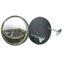 Se-Kure DomeVex<sup>®</sup> Wide View Convex Mirrors with 2 Brackets