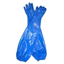 Saf-T-Gard<sup>®</sup> Solva-Gard<sup>®</sup> SGK-32SL Superflex Nitrile-Coated Chemical-Resistant Gloves