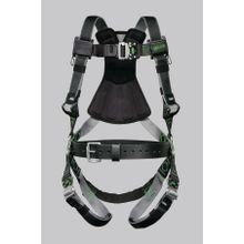 Honeywell Miller RDT-QC-B/UBK Revolution™ Harness with DualTech™ Webbing