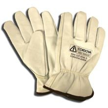 Cordova™ 8583K Leather Driver's Gloves