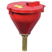 Justrite<sup>®</sup> 08207 Safety Drum Funnel