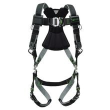 Honeywell Miller RDT-QC/UBK Revolution™ Harness with DualTech™ Webbing