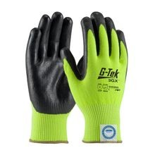 PIP G-Tek<sup>®</sup> 3GX<sup>®</sup> 19-D340LG Coated Cut-Resistant Gloves