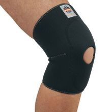 Ergodyne® ProFlex® 615 Knee Sleeve with Open Patella/Anterior Pads