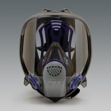 3M™ Ultimate FX FF-400 Silicone Reusable Respirator