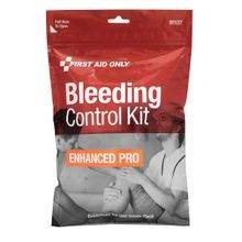 First Aid Only<sup>®</sup> 91-137 Enhanced Pro Bleeding Control Kit