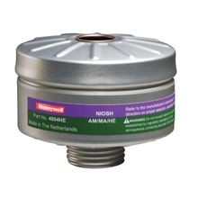 Honeywell North® 4004HE Ammonia, Methylamine Cartridge and HEPA Filter Combination