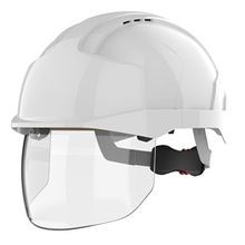 PIP JSP<sup>®</sup> 280-EVSV EVO<sup>®</sup> VISTAshield™ Hard Hats with Integrated ANSI Z87.1 Eye Protection