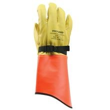 Saf-T-Gard® Voltgard® VLP-116 Leather Protector Gloves