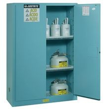 Justrite® Sure-Grip® EX 894502 Safety Cabinet for Corrosives
