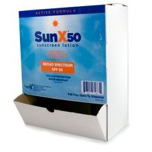 CoreTex<sup>®</sup> SunX<sup>®</sup>50 SPF 50 Broad Spectrum Sunscreen
