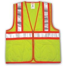 Tingley Job Sight™ V70642 Class 2 Two-Tone Hi-Viz Vest