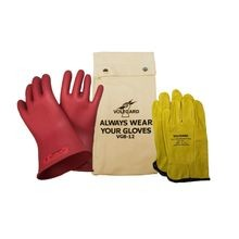 Saf-T-Gard® Voltgard® VGK-011R Honeywell Salisbury Rubber Insulating Glove Kits