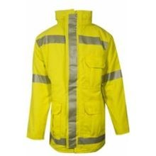 National Safety Apparel<sup>®</sup> C18TZMQ-C3 FR Hi-Viz Parka