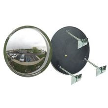 Se-Kure DomeVex® Wide View Convex Mirrors with 3 Brackets