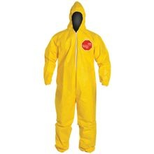 DuPont™ Tychem® 2000 QC-127SYL Coveralls
