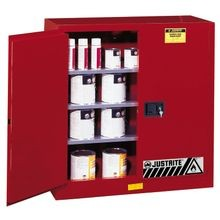 Justrite® Sure-Grip® EX 893011 Safety Cabinet for Combustibles