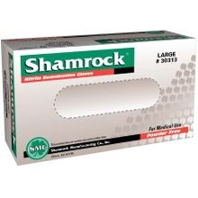 Shamrock Manufacturing Company 8570-ALT Nitrile Disposable Gloves