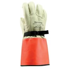 Saf-T-Gard® Voltgard® VLP-314 Leather Protector Gloves