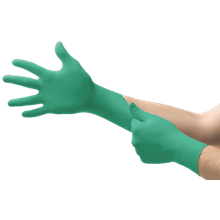 Ansell<sup>®</sup> Microflex<sup>®</sup> 93-850 Nitrile Disposable Gloves