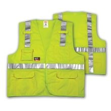 Tingley FR™ V81832 FR Class 2 Hi-Viz Surveyor Vests