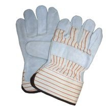 Saf-T-Gard<sup>®</sup> Select Split Leather Palm Gloves with 2 1/2