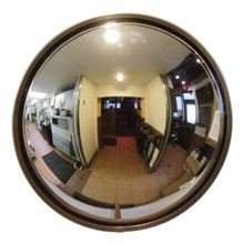 Se-Kure DomeVex<sup>®</sup> Wide View Convex Mirrors with 1 Bracket