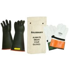 Honeywell Salisbury GK-214RB Rubber Insulating Glove Kits