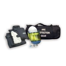 Chicago Protective Apparel AG8-NG 8 Cal Arc Flash Protection Jacket and Bib Kits