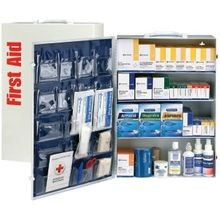 First Aid Only® 90-576 150-Person First Aid Station with Medication
