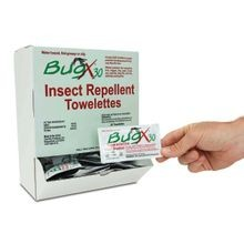 CoreTex<sup>®</sup> BugX<sup>®</sup> 30 Insect Repellent Towelettes