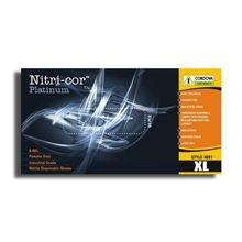 Cordova™ Nitri-Cor Platinum™ 4097 Disposable Nitrile Gloves
