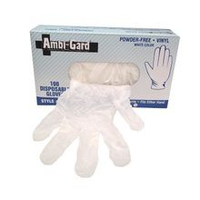 Saf-T-Gard<sup>®</sup> Ambi-Gard<sup>®</sup> 5100 Vinyl Disposable Gloves