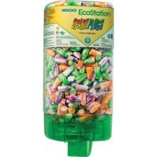 Moldex<sup>®</sup> SparkPlugs<sup>®</sup> MOL-6703 EcoStation™ Earplug Dispenser